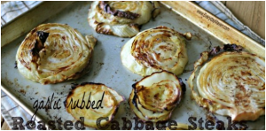 Picture of Cabbage Steaks
