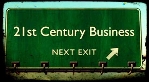 billboard sign 21st Century Business
