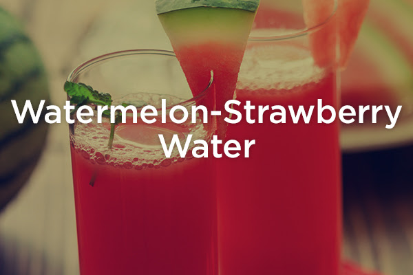 Watermelon-Strawberry